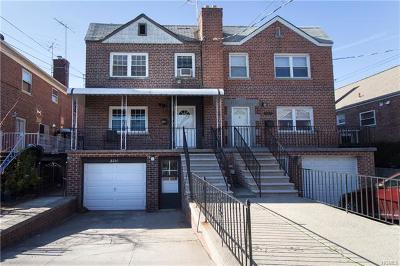 Bronx Single Family Home For Sale: 2211 Woodhull Avenue