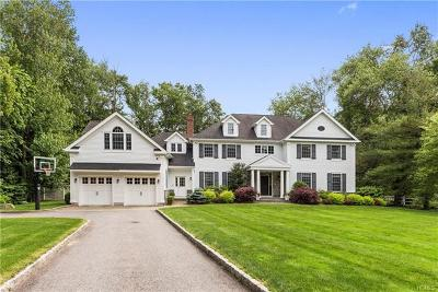 Chappaqua Single Family Home For Sale: 12 Woodmill Road