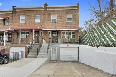 Bronx Single Family Home For Sale: 2254 Powell Avenue