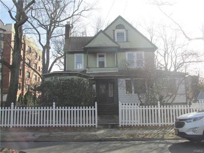 Westchester County Single Family Home For Sale: 17 Kress Avenue