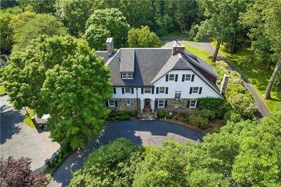 Chappaqua Single Family Home For Sale: 47 Haights Cross Road