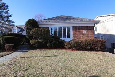 Yonkers Multi Family 2-4 For Sale: 19 Hayward Street