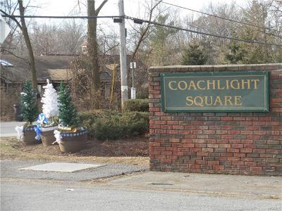 Westchester County Condo/Townhouse For Sale: 100 Coachlight Square