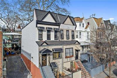 Bronx Single Family Home For Sale: 1319 Clay Avenue