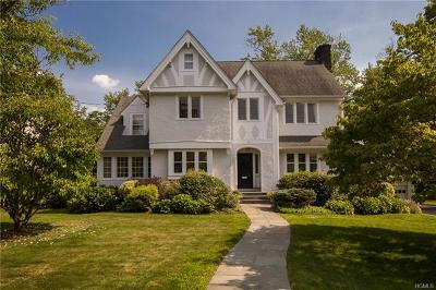 Bronxville Single Family Home For Sale: 6 Sherman Avenue