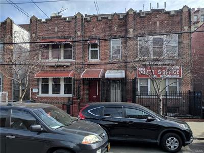 Multi Family 2-4 For Sale: 1156 Wheeler Avenue