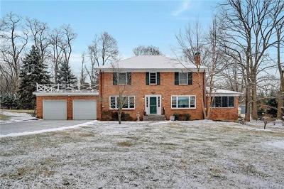 Single Family Home For Sale: 2 Beech Street
