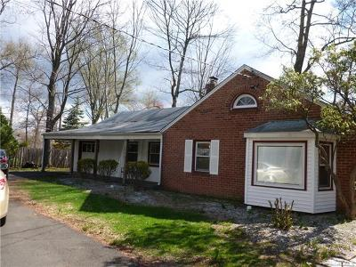Rockland County Single Family Home For Sale: 418 Ehrhardt Road