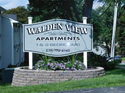 Walden NY Rental For Rent: $925