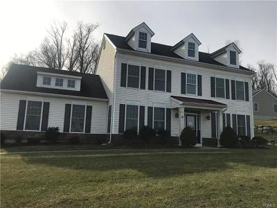 Monroe Single Family Home For Sale: 21 Stainton Fareway