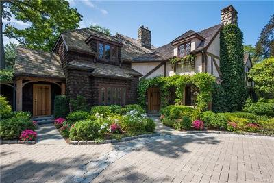 Westchester County Single Family Home For Sale: 70 Stuyvesant Avenue