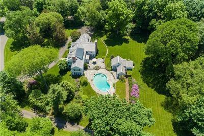 Connecticut Single Family Home For Sale: 19 Rockwood Lane Spur Lane
