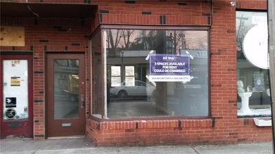 Nanuet Commercial For Sale: 199 Main Street