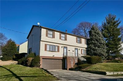 Westchester County Multi Family 2-4 For Sale: 15-17 Lispenard Avenue
