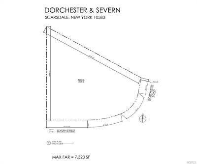 Scarsdale Residential Lots & Land For Sale: Severn Street (Corner Of Dorchester Road)