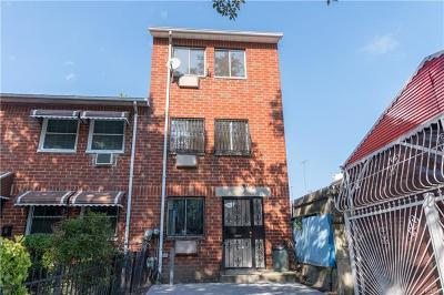 Bronx Single Family Home For Sale: 751 East 180th Street