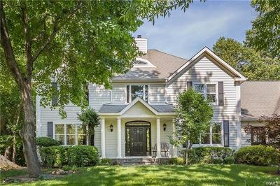 Chappaqua Single Family Home For Sale: 11 Byram Meadows Road