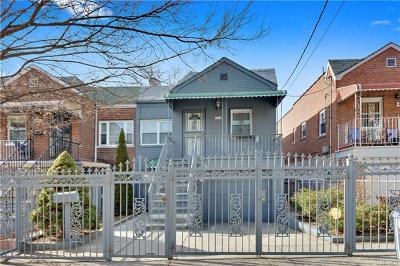 Bronx County Multi Family 2-4 For Sale: 4333 Wilder Avenue