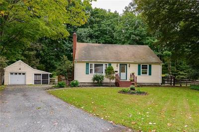 Hyde Park Single Family Home For Sale: 22 Valley View Road