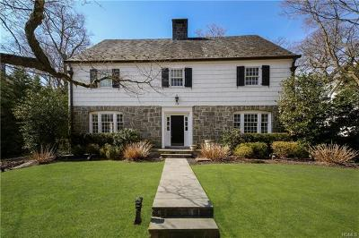 Scarsdale Single Family Home For Sale: 10 Southwoods Lane