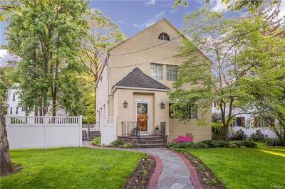 Bronxville Single Family Home For Sale: 2 Brassie Lane