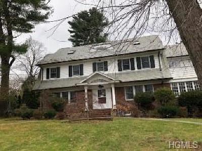 New Rochelle Single Family Home For Sale: 20 Trenor Drive