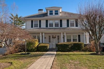 Scarsdale Single Family Home For Sale: 152 Bradley Road