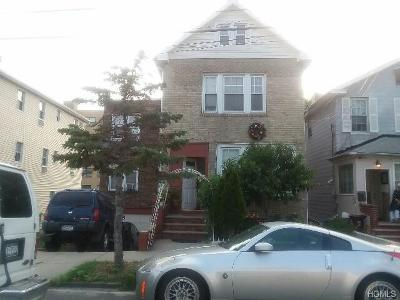 Bronx NY Multi Family 2-4 For Sale: $789,000