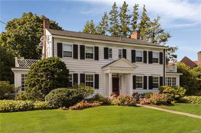 Bronxville Single Family Home For Sale: 31 Homesdale Road