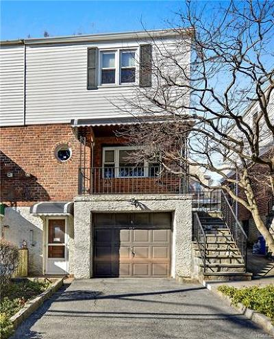 Single Family Home For Sale: 605 Bronx River Road