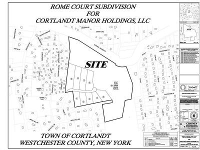Cortlandt Manor Residential Lots & Land For Sale: 00 Croton Avenue