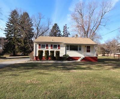 Cortlandt Manor Single Family Home For Sale: 221 Lafayette Avenue