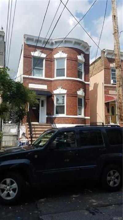 Bronx County Multi Family 2-4 For Sale: 2513 Maclay Avenue
