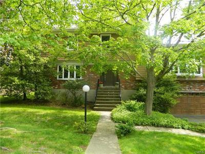 Irvington Single Family Home For Sale: 4 Algonquin Drive
