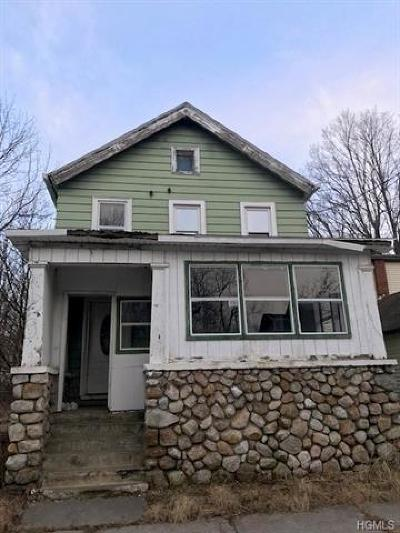 Single Family Home Contract: 59 Mulberry Street