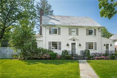 Bronxville Single Family Home For Sale: 50 Elm Rock Road
