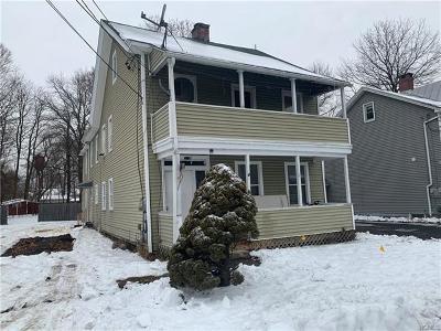 Dutchess County, Orange County, Sullivan County, Ulster County Multi Family 2-4 For Sale: 521 Church Street