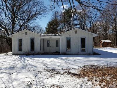 Single Family Home For Sale: 1791 Greenville Turnpike