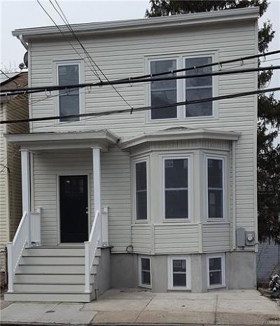 Yonkers Single Family Home For Sale: 163 Woodworth Avenue