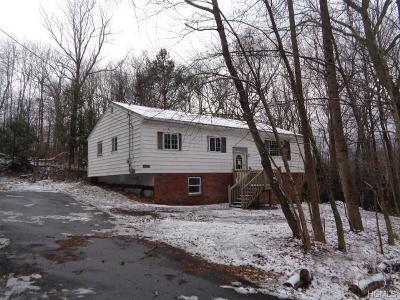 Wurtsboro NY Single Family Home For Sale: $61,000