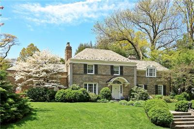 Scarsdale Single Family Home For Sale: 47 Axtell Drive
