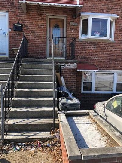 Bronx Single Family Home For Sale: 4206 East Tremont Avenue