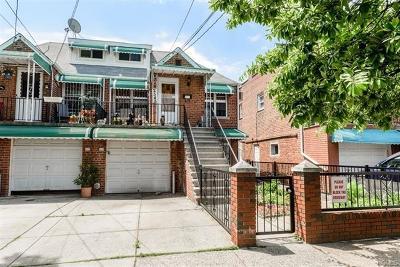 Bronx County Multi Family 2-4 For Sale: 2545 Hone Avenue
