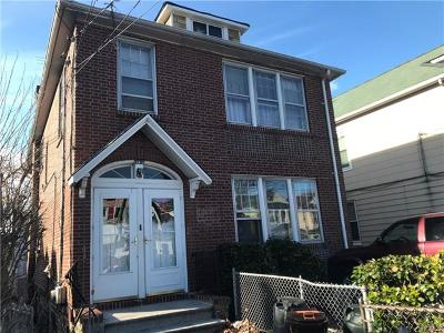 Bronx County Multi Family 2-4 For Sale: 4511 Hill Avenue