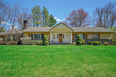 Armonk Single Family Home For Sale: 3 Seymour Place West
