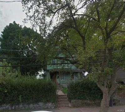 Dutchess County, Orange County, Sullivan County, Ulster County Multi Family 2-4 For Sale: 20 High Street