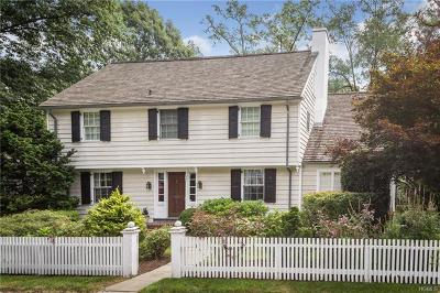 Bronxville Single Family Home For Sale: 74 Park Avenue