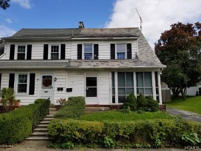 Newburgh Single Family Home For Sale: 2 Lilly Street