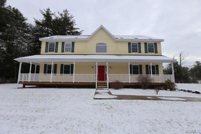 Monticello Single Family Home For Sale: 63 Forest Lane