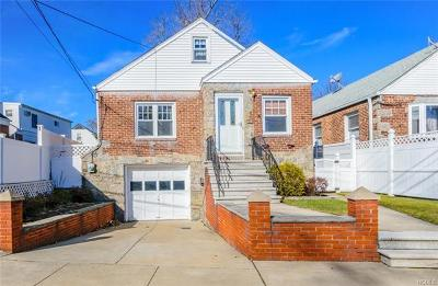 Yonkers Single Family Home For Sale: 81 Bainton Street